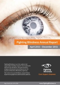 front cover annual report 2011