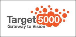 Target 5000 logo