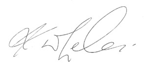 Kevin Whelan signature