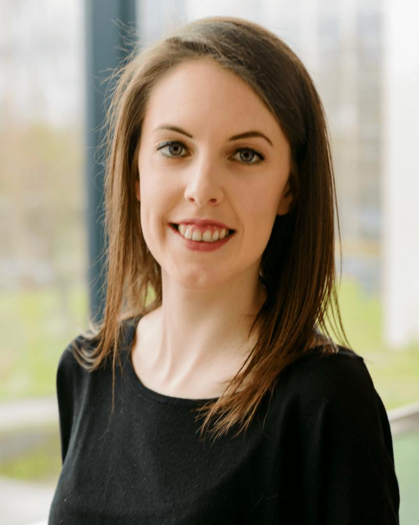 Headshot of Niamh O'Driscoll