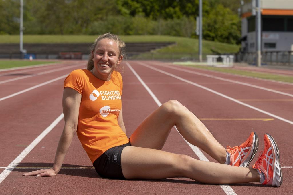 Greta Streimikyte, Steps for Sight Ambassador